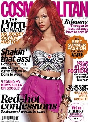 Rihanna: Mężczyźni są jak myśliwi… (FOTO)
