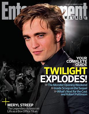 Edward Cullen to współczesny James Dean