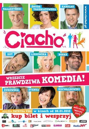 Recenzenci: komedia Ciacho to prawdziwa CHAŁA! [VIDEO]