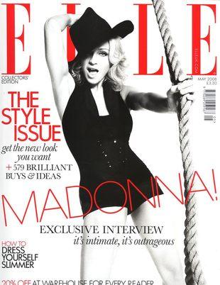 Bycie Madonną to harówka + FOTO z sesji