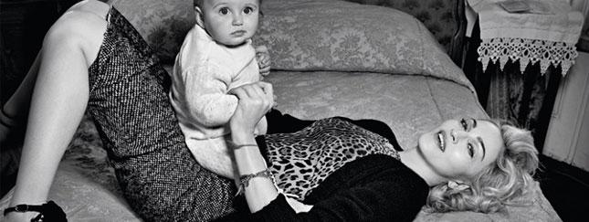 Nowe zdjęcia Madonny dla Dolce & Gabbana (FOTO)