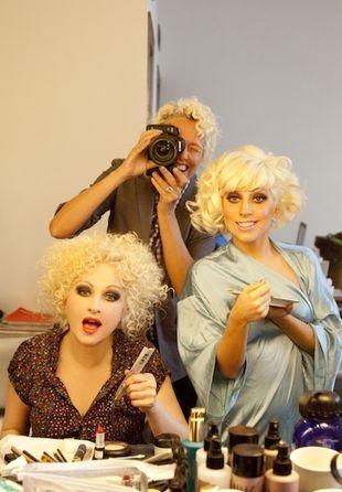 Lady Gaga i Cyndi Lauper w magazynie V (FOTO)