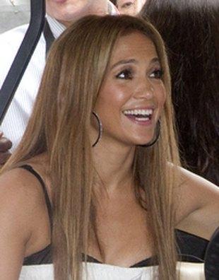 Jennifer Lopez na portorykańskiej paradzie (FOTO)