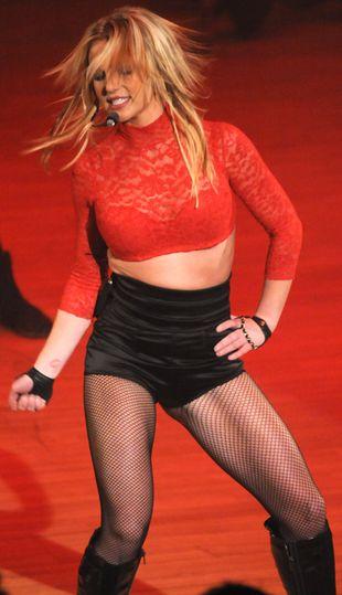 Britney Spears wprowadza się do nowego domu