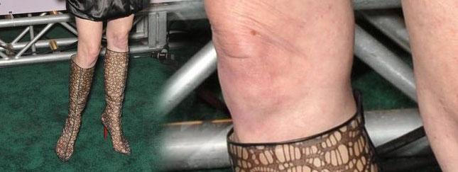 Kto pokazał zgrabne nogi? (FOTO)