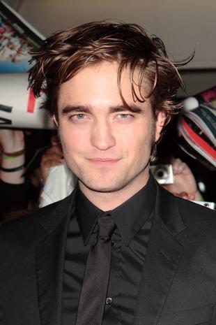 Robert Pattinson nie myje włosów