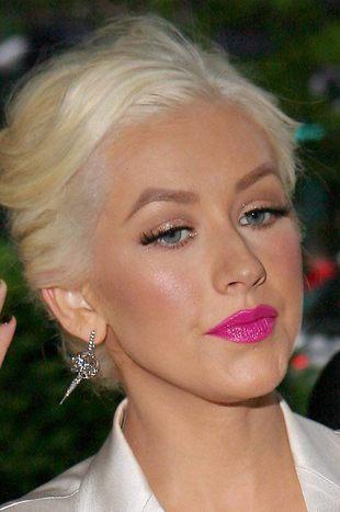 Christina Aguilera jest uzależniona od błyszczyku