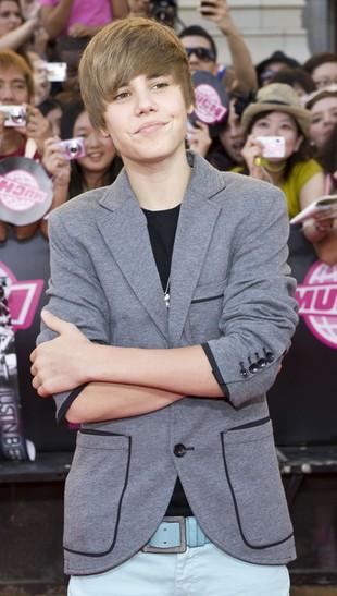 Justin Bieber też potrafi się wkurzyć (VIDEO)