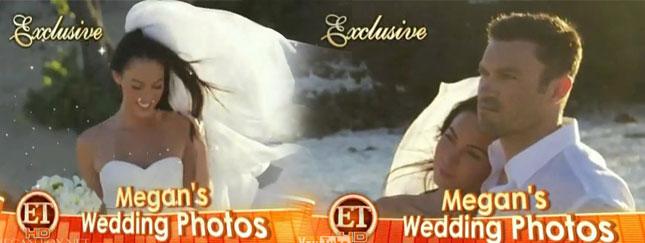 Są już zdjęcia ze ślubu Megan Fox (FOTO)