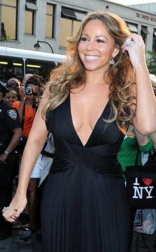 Mariah Carey ma kompleksy na punkcie twarzy