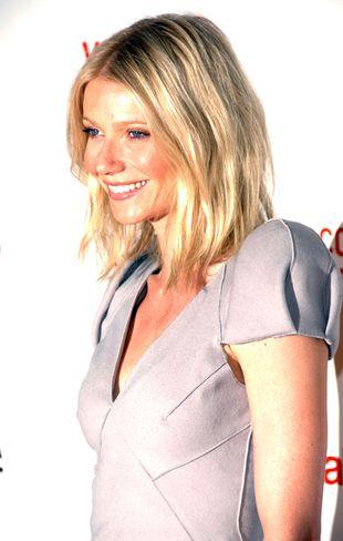 Gwyneth Paltrow i jej śliskie łydki (FOTO)