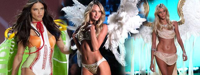 Pokaz mody Victoria's Secret 2010 (FOTO)