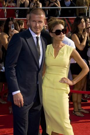Beckhamowie mieli wypadek
