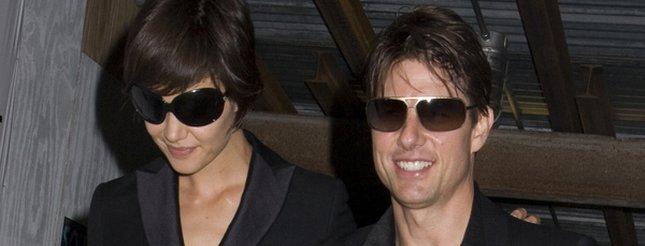 Katie Holmes i Tom Cruise to jedność (FOTO)