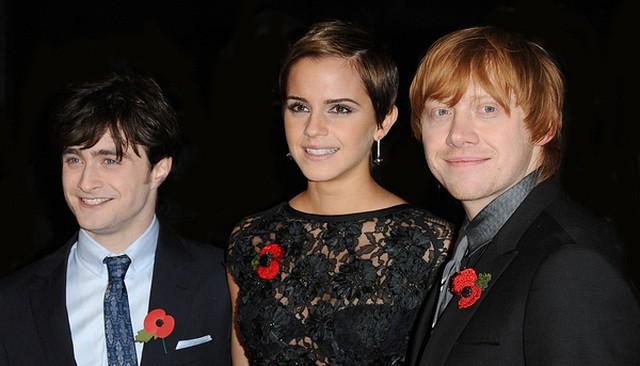Premiera filmu Harry Potter i Insygnia Śmierci (FOTO)