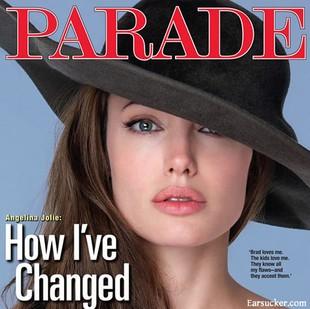 Angelina Jolie mówi, dlaczego się cięła
