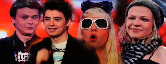 X-Factor – 3. odcinek (FOTO)