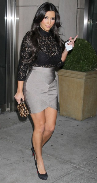 Kim Kardashian jako Barbarella (FOTO)
