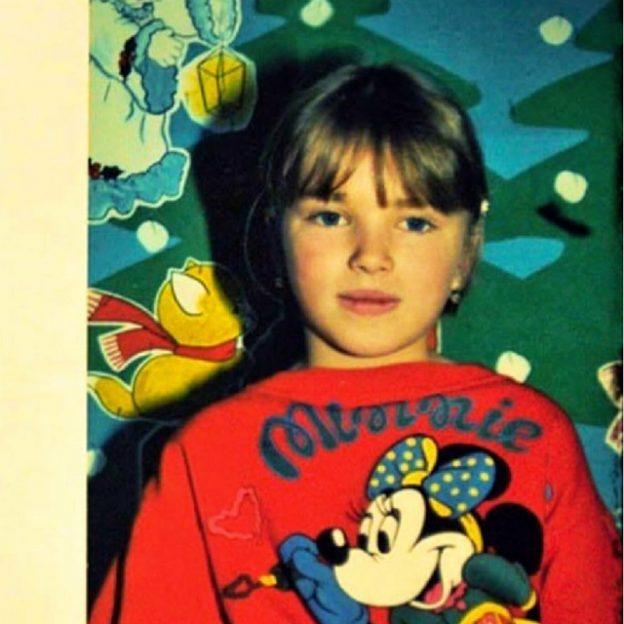 Maffashion w dzieciństwie