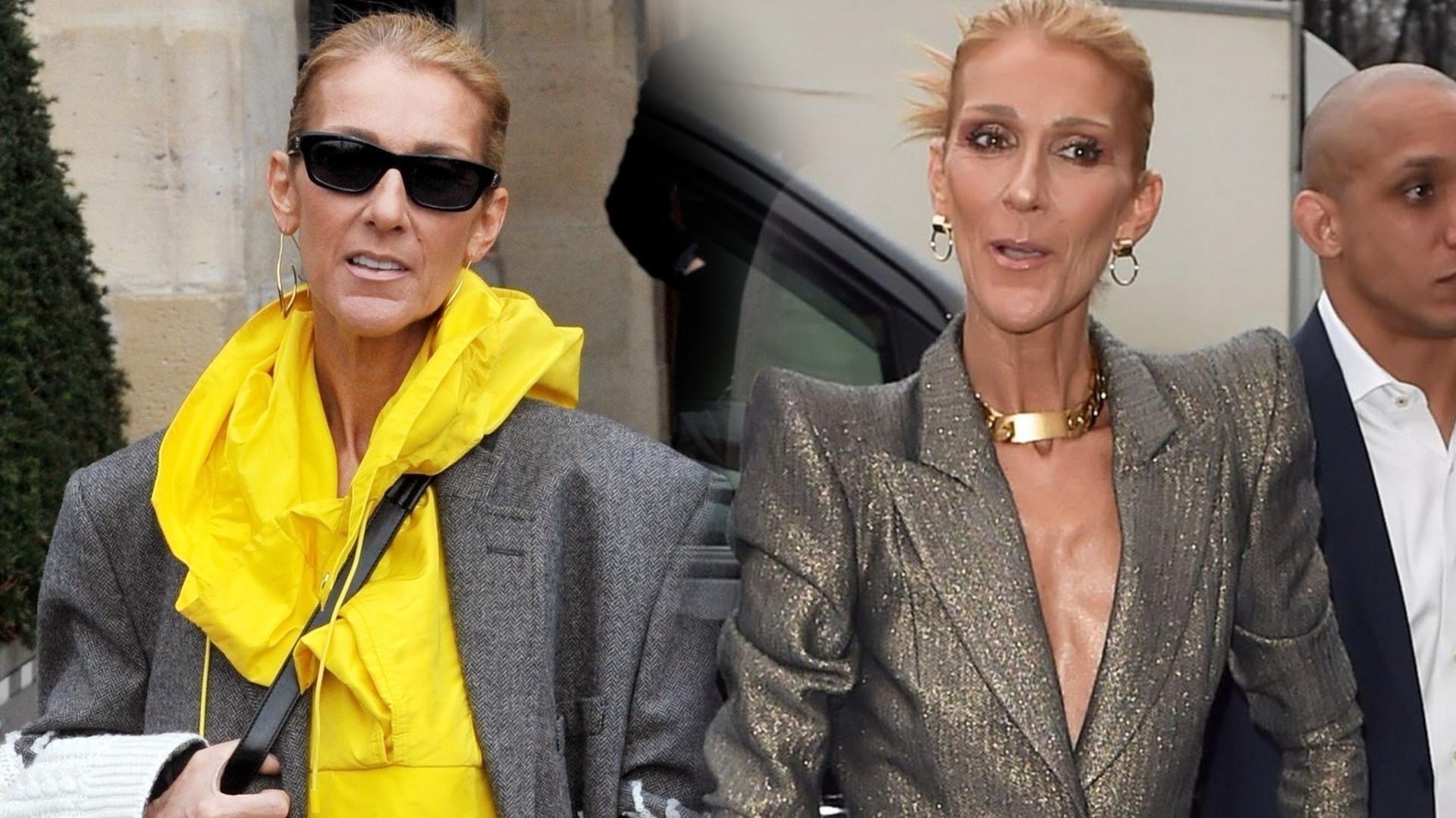 Kolejny OSTRY komentarz Celine Dione w sprawie jej anoreksji