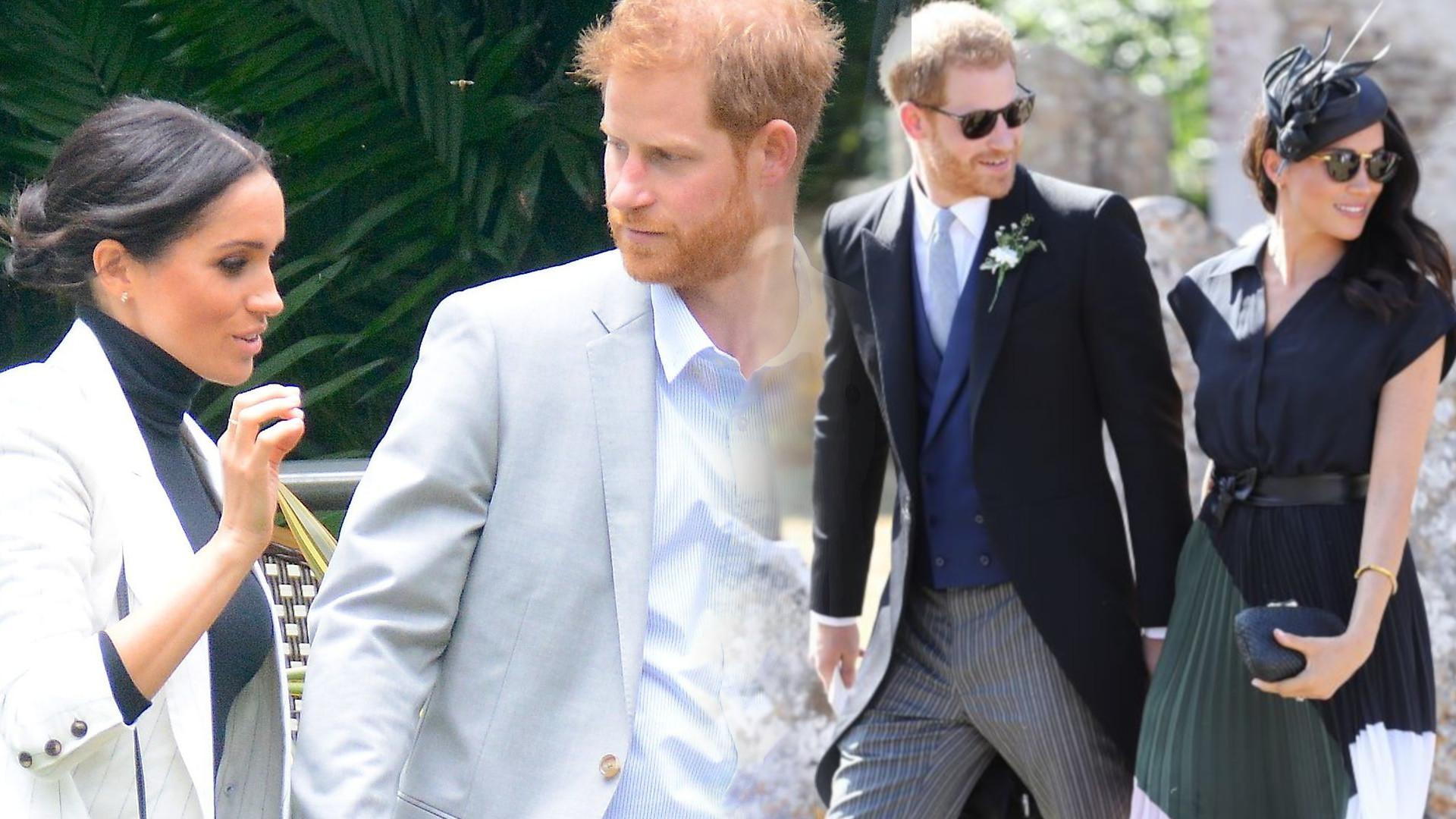 Książę Harry po tym, jak poznał Meghan: Stracił chłopięcy urok, pojawiły się zmarszczki