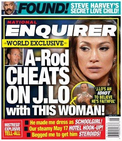 Od marca, kiedy to Jennifer Lopez (48 l.) stała się nową dziewczyną, Alexa Rodrigueza prasa pisze o jej dziwnym zachowaniu. Nagle Jenn zaczęła być niesamowicie zazdrosna, a jej ataki obejmują zatrudnianie detektywów, którzy śledzą jej chłopaka.