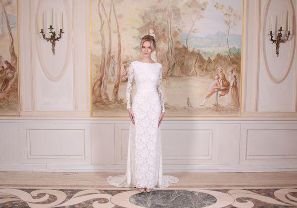 Wiosenna kolekcja sukienk ślubnych marki Le Blanc
