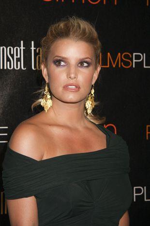 Jessica Simpson straszy ciążą rodzinę Tony'ego Romo