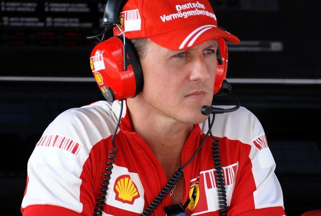 Ostatnia szansa na wybudzenie Schumachera?