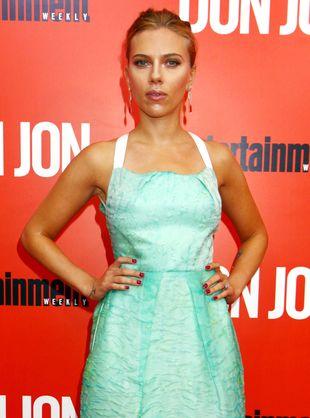Scarlett Johansson nie chodziła na randki?