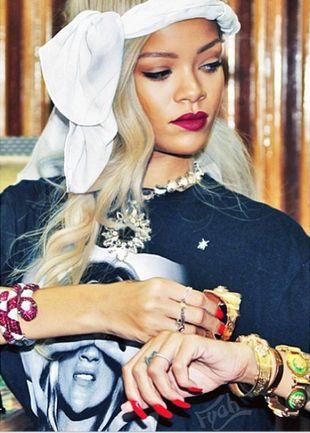 Co wspólnego mają Rihanna i Miley Cyrus?
