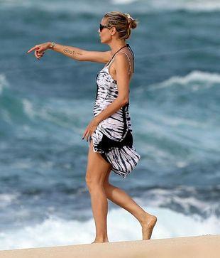Heidi Klum uratowała syna przed utonięciem!