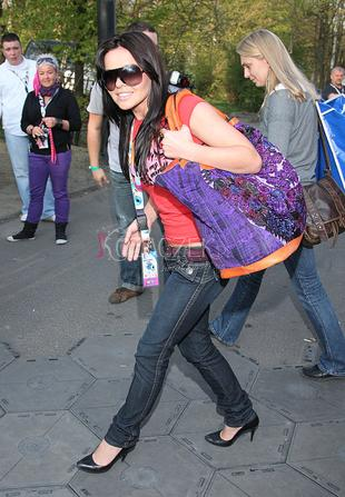 Lindsay Lohan? Nie, to Edyta Herbuś! (FOTO)