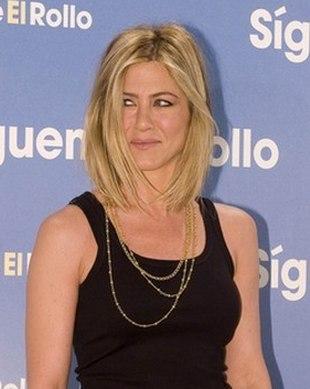 Jennifer Aniston niezadowolona z nowej fryzury