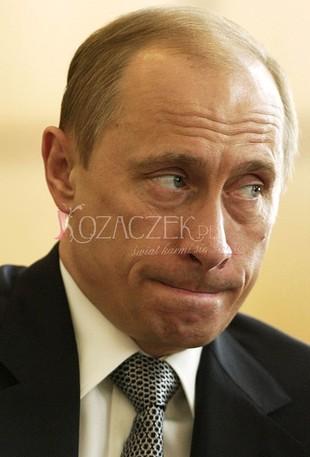 Domniemana kochanka Putina na okładce rosyjskiego Vogue'a