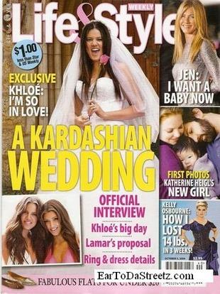 Khloe Kardashian nie chce być panią Odom