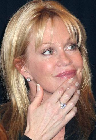 Melanie Griffith kolejny raz poprawiła sobie twarz?