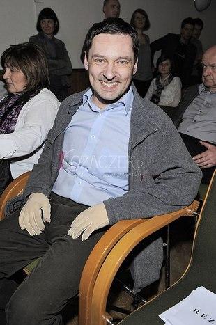 Krzysztof Ziemiec zabrał dzieci na sanki (FOTO)