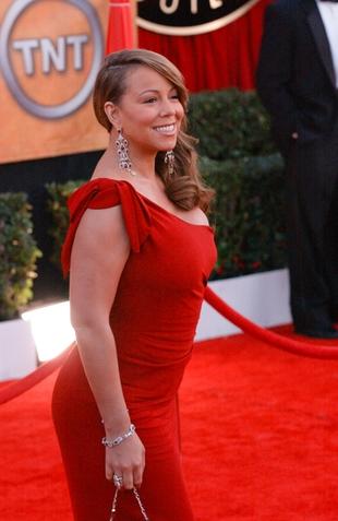 Mariah Carey w stroju kąpielowym (FOTO)