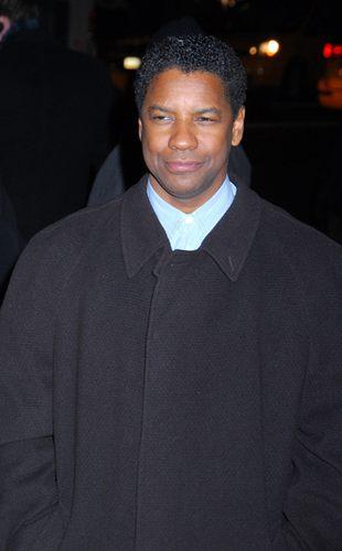 Denzel Washington straszy