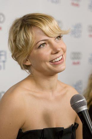 Michelle Williams spotyka ducha Heatha Ledgera