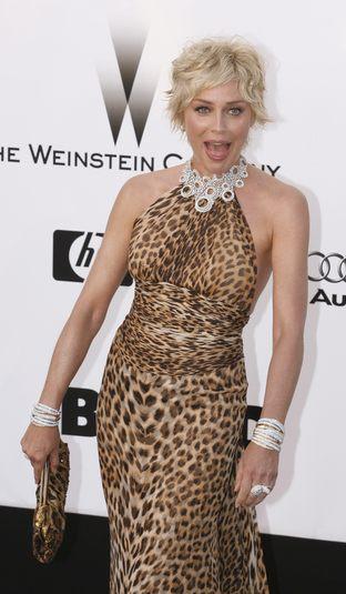 Sharon Stone kazała okaleczyć pająka