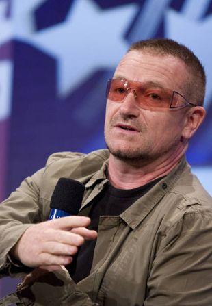 Bono ma kulinarne kaprysy
