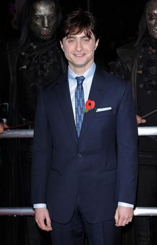 Daniel Radcliffe lubił całować Emmę Watson