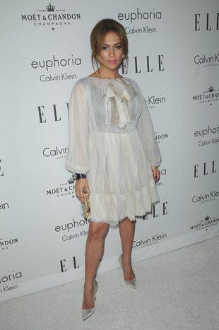Jennifer Lopez na zakupach