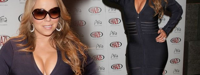 Mariah Carey nie ma talii? (FOTO)
