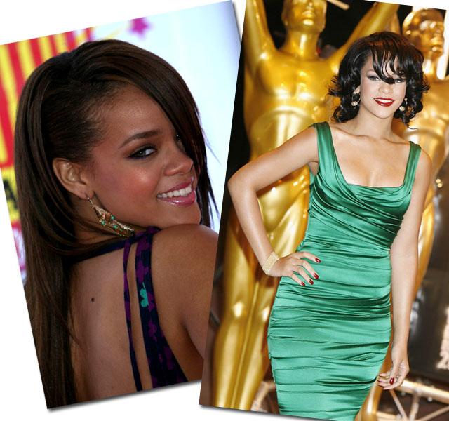 Dlaczego Rihanna robi się coraz jaśniejsza?