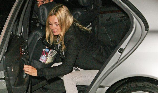 Kate Moss ciągle wygląda źle