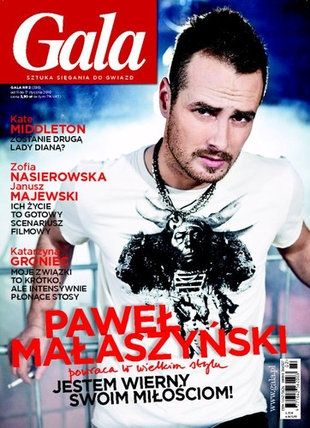 Małaszyński: Od dziecka mam obsesję śmierci