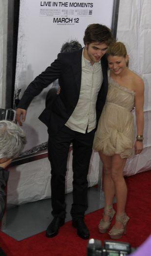 Robert Pattinson promuje swój najnowszy film (FOTO)